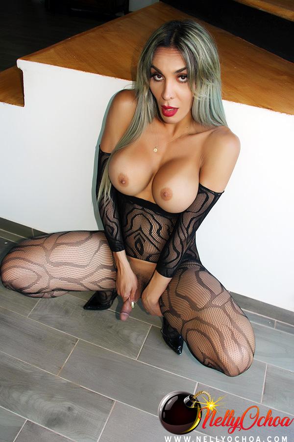 Bodystocking lingerie
